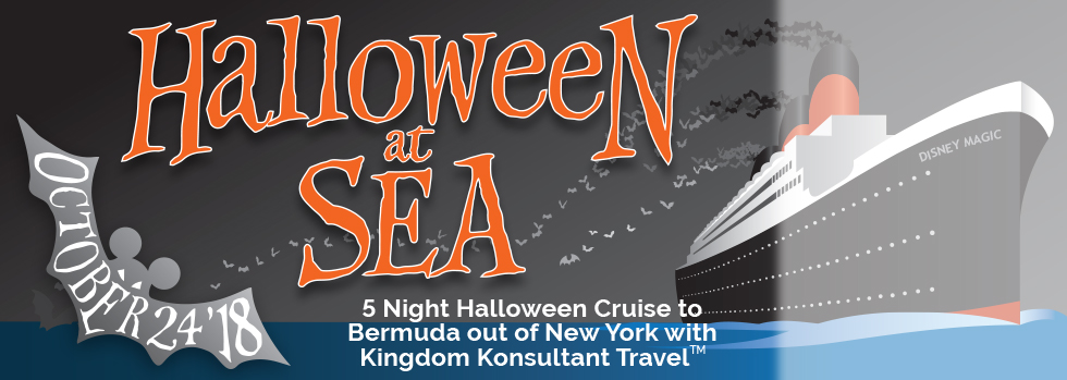 Halloween at Sea with Kingdom Konsultant Travel